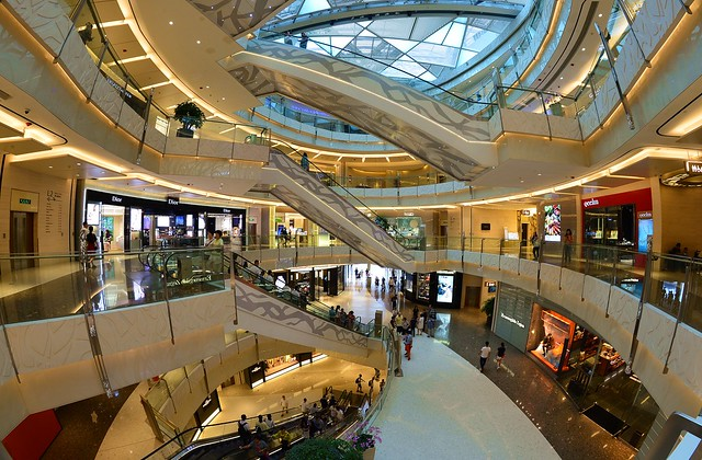 Shanghai - IFC Mall