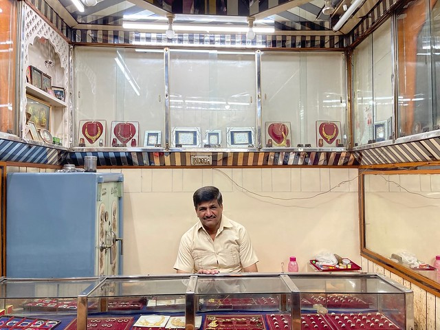 Mission Delhi - Meharchand, Sadar Bazar