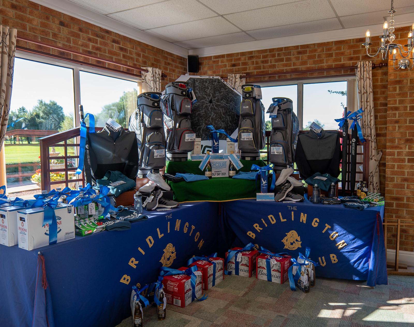 Ashcourt Golf Day - Bridlington Belvedere