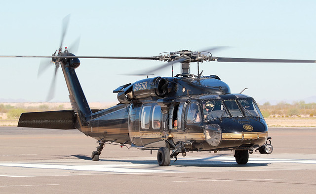 Sikorsky UH-60A Blackhawk 86-24558 - Copy