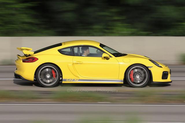 Porsche, Cayman GT4, Tolo Highway, Hong Kong
