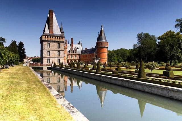 Château de Maintenon .