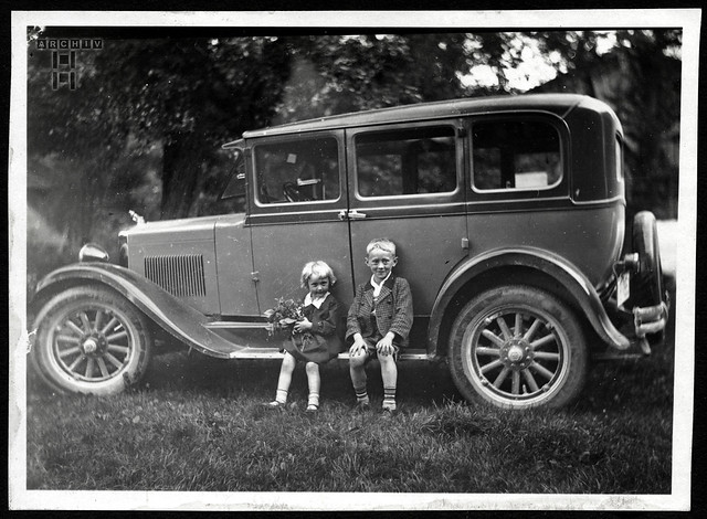 Archiv24TappenAlbum9q21 Alltagsleben, 1920er