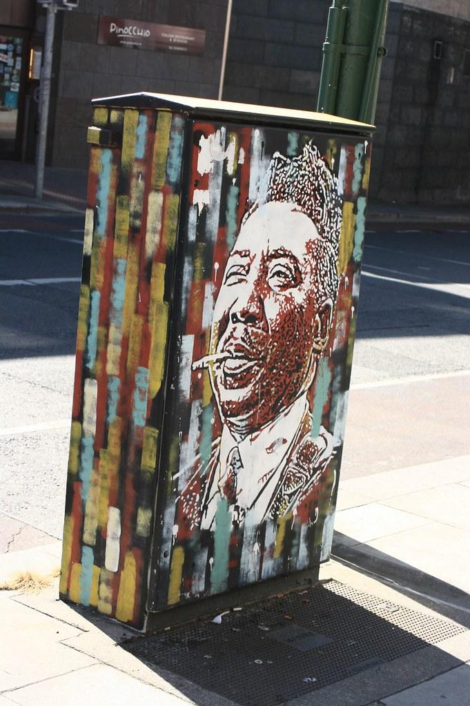 Street Art in Ranelagh, Dublin