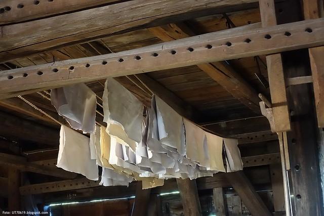 Papiermühle Trockenboden