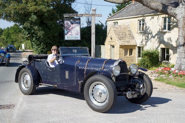 Bugatti Type 50S Torpedo (1931)