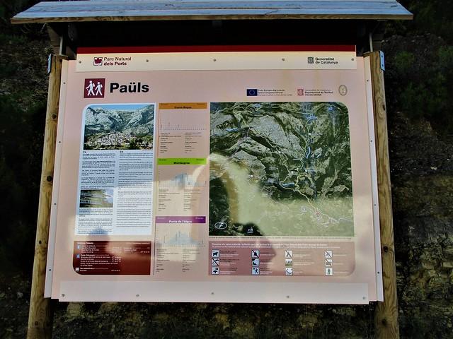 2021-09-19 Ruta per les valls, barrancades i colls de Paüls