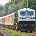 ERS WDP4D 40126 - 02432 NZM TVC Rajdhani