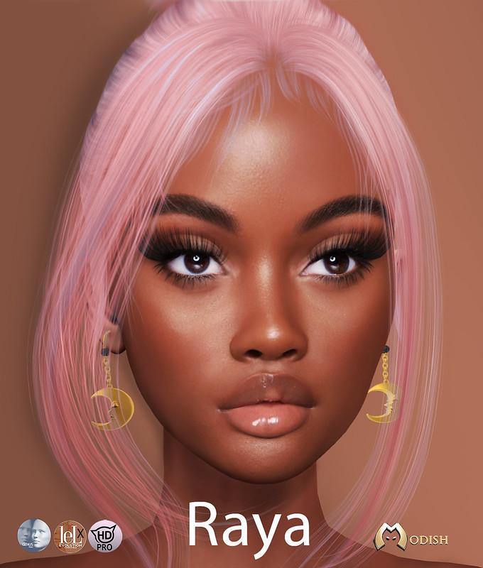 Raya-skin @ The Grand event