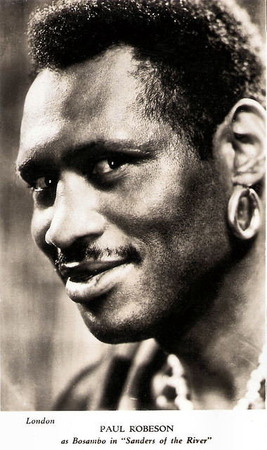 Paul Robeson in Sanders of the River (1935)