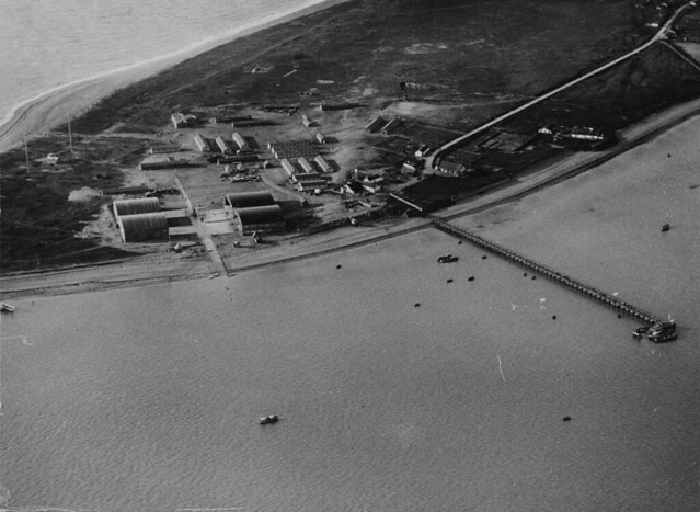 US Naval Air Station, Goulet de Fromentine, France 1917-1919.