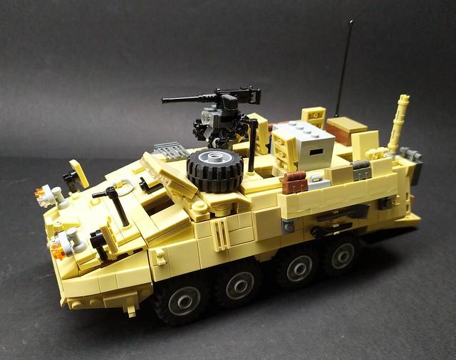 Lego M1126 Stryker ICV