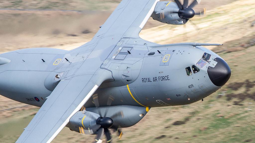RAF A-400M Atlas, ZM409