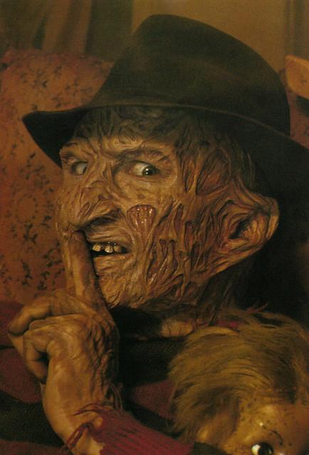 Robert Englund as Freddy Krueger