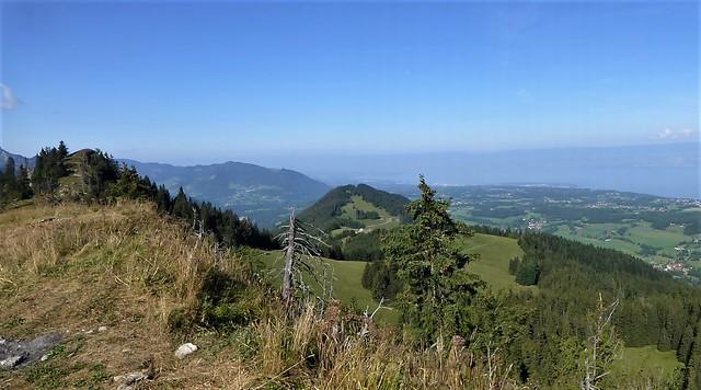 09.07.21.Panorama depuis le Mont Baron (France)