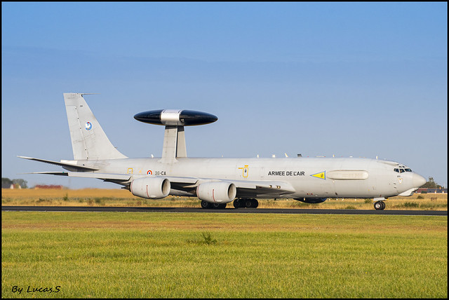 boeing E3F Sentry Awacs French Air Force (36-CA)