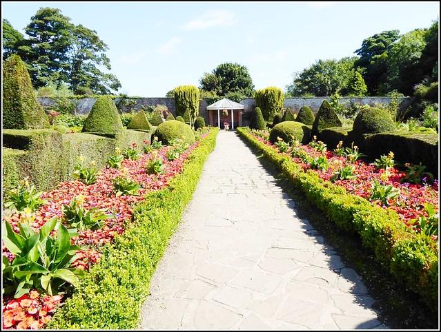 The Walled Garden ...