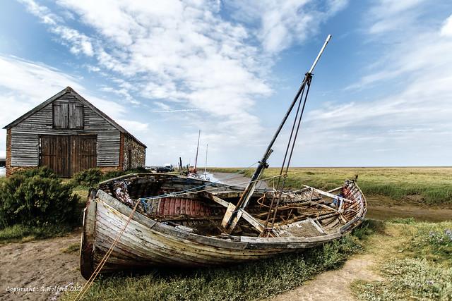 Thornham Boats