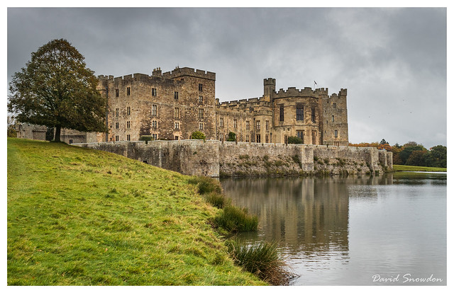 Raby Castle - Lakeside