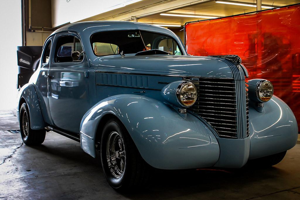 1938 Pontiac Coupe