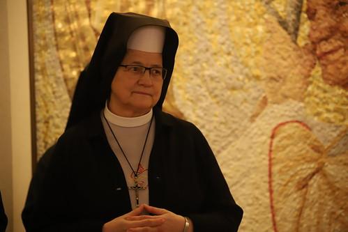 6. rocznica beatyfikacji bł. matki Klary Szczęsnej w Sanktuarium św. Jana Pawła II Wielkiego 27.09. 2021 r.