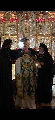27 сентября 2021, Праздник Воздвижения Креста Господня в Русской Духовной Миссии