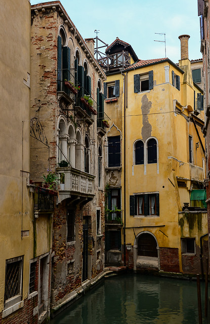 20140428_0511_Veneto-Venedig(283) - Venedig-abseits des Rummels /  Venice away from the hustle and bustle