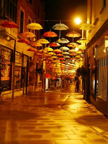 Durham at Night