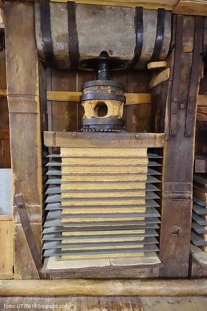 Papiermühle Pressen