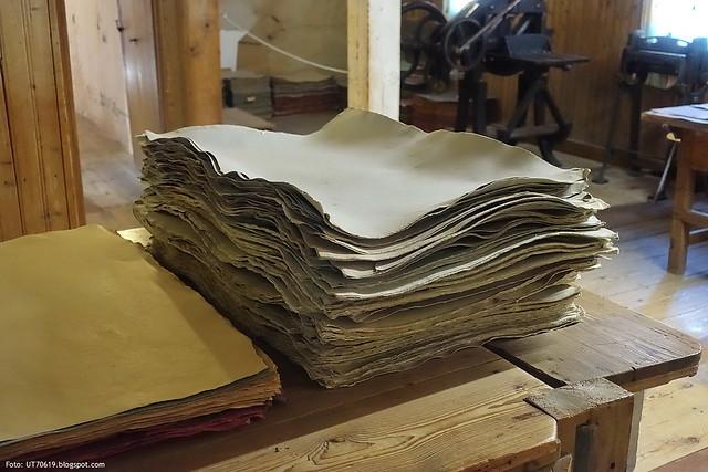 Papiermühle Pappen