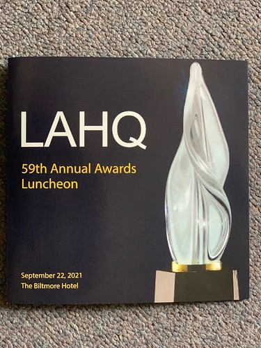 59th Annual Awards Luncheon, September 22, 2021
