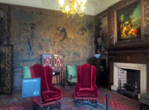 King's Room, Holyrood Palace, Edinburgh