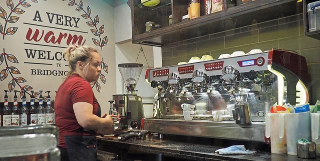 Double Espresso please