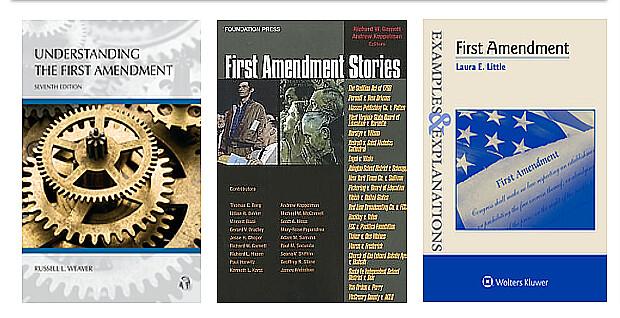 1st amendment studyaids