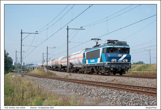 TCS 101002 - Diemen - 43334 (14-09-2021)