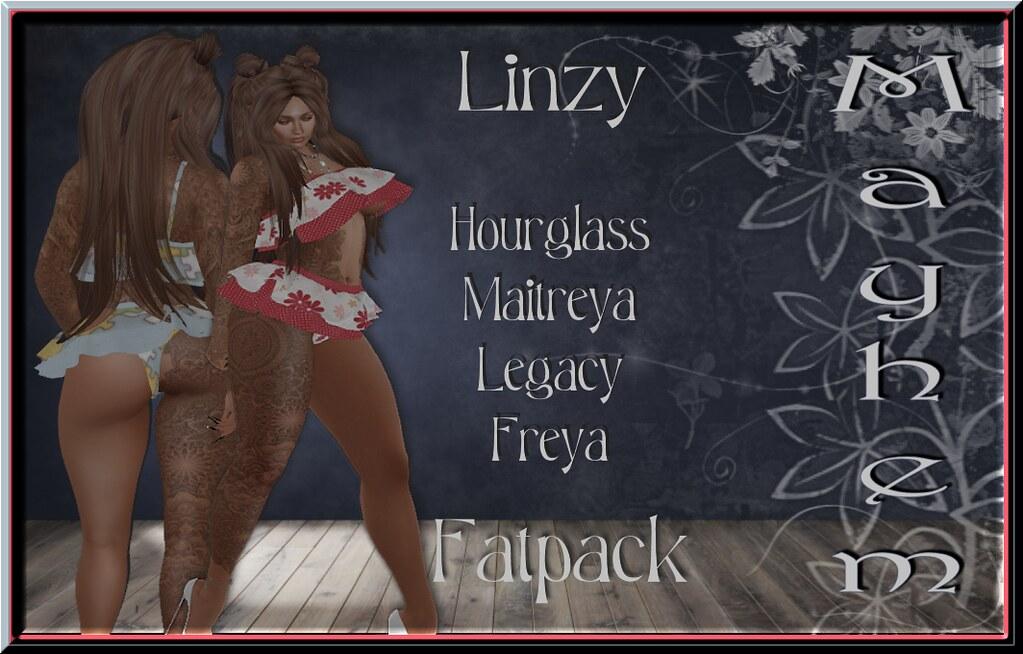 Mayhem Linzy AD Fatpack