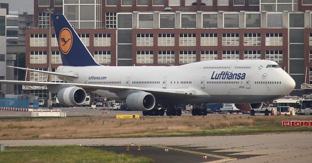 Lufthansa, D-ABYF,MSN 37830,Boeing 747-830, 17.09.2021,FRA-EDDF, Frankfurt