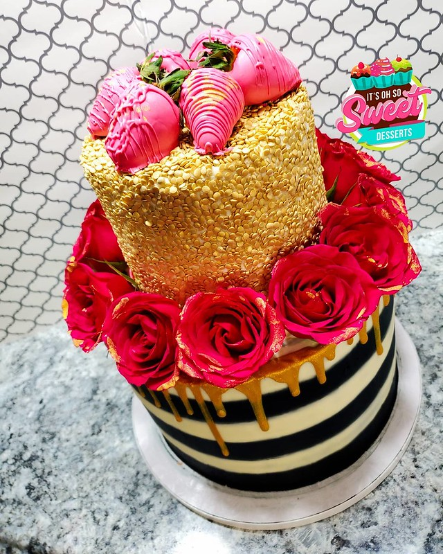 Cake by It's Oh So Sweet