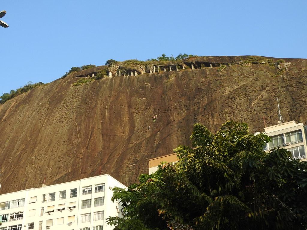 Alpinismo - Morro do Cantagalo
