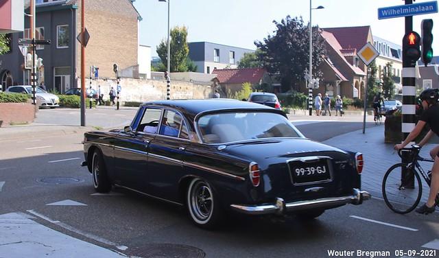 Rover P5 3.5 Litre V8 Coupé 1968