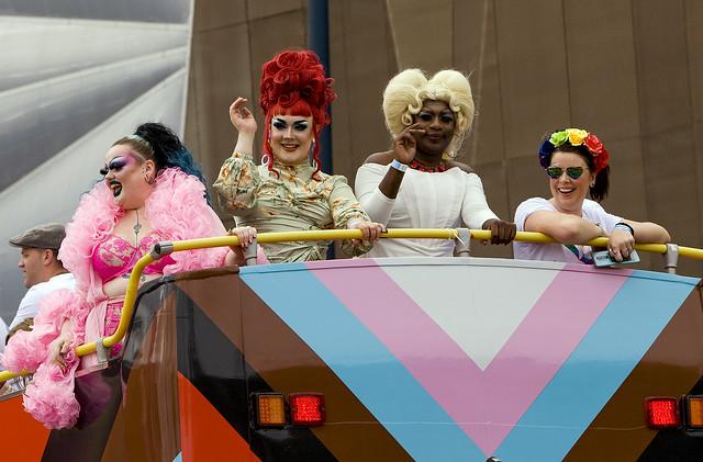 Birmingham Pride, September 2021