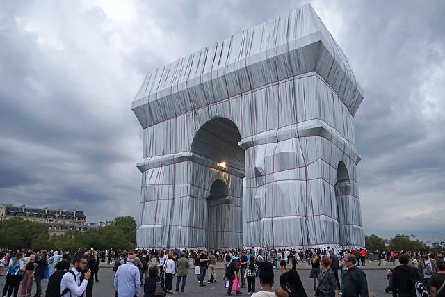 Place Charles de Gaulle - Paris (France)