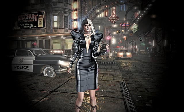 The Bad Kitten - Gotham Nights