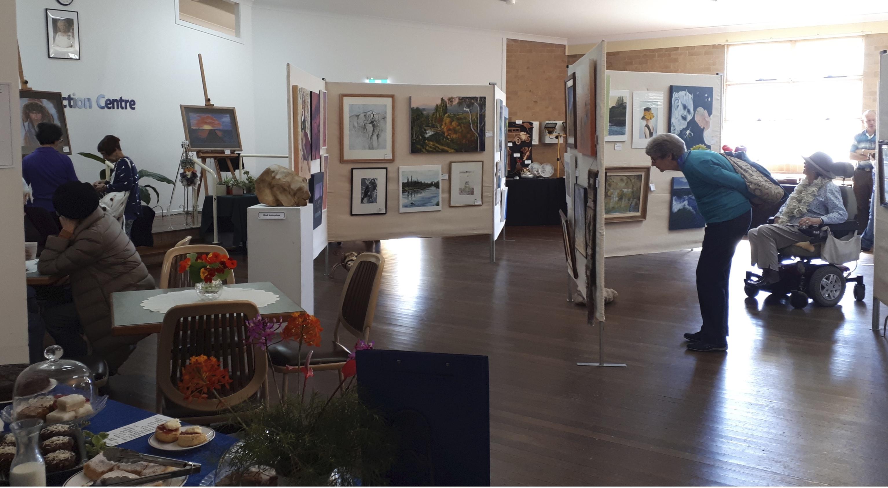 Art & Craft 310 Fantastic arts & crafts on display