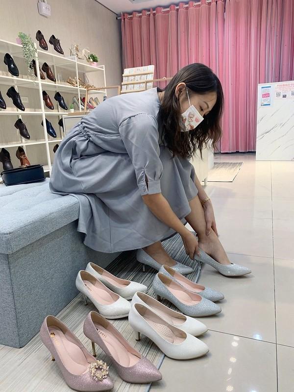 新竹婚鞋試穿店
