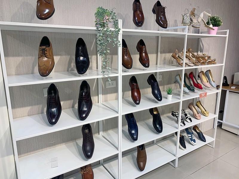 新竹男皮鞋鞋店