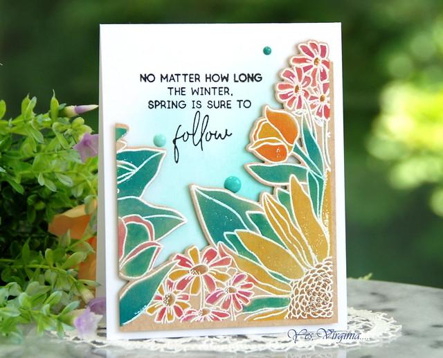 Altenew Craft Your Life-Seasonal Blooms