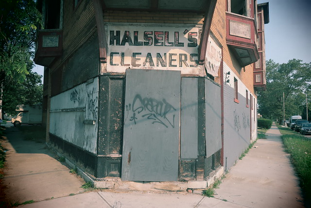 HALSELL'S CLEANERS