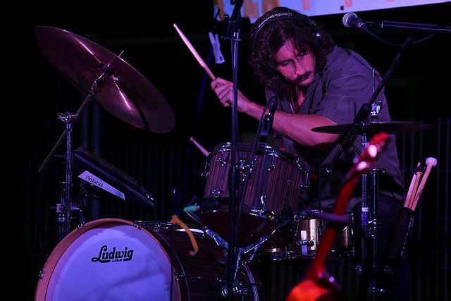 Drummer for JoJo Worthington