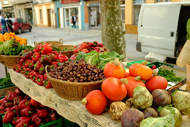 Dia de Mercado / Market Day